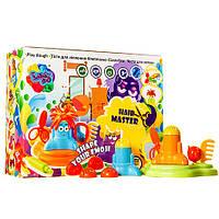 Набір для ліплення Перукар, аналог Play-Doh, 920 г 20 кольорів пластиліну, ТМ LOVINDO 11028O