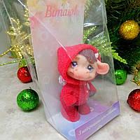Мыло Бычок в пижаме, красный, фото 1