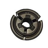 Центробежное сцепление на вал 19 мм 2 ручья профиль В, фото 7