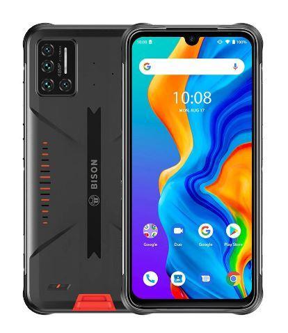 Смартфон UMIDIGI BISON 6/128Gb NFC Red