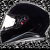 Шлем MT Thunder 3 SV Solid Black Gloss