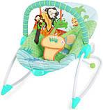 Кресло-качалка Bright Starts Сны в саванне (примятая упаковка), фото 2