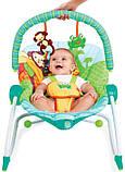 Кресло-качалка Bright Starts Сны в саванне (примятая упаковка), фото 6