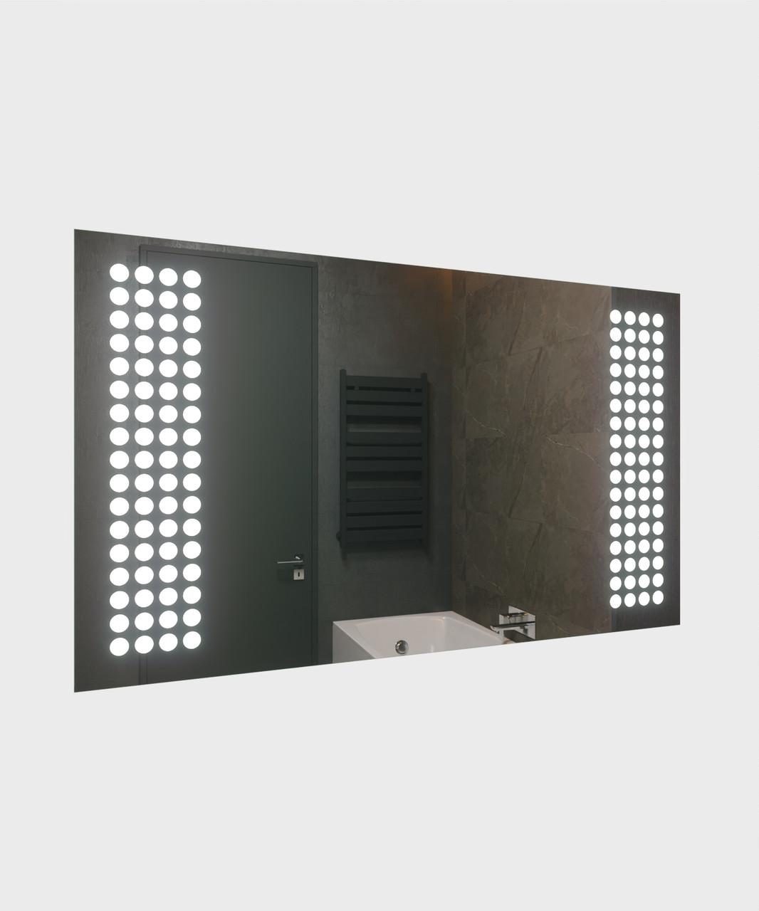 Зеркало LED (100*60*3см) VZ-D84