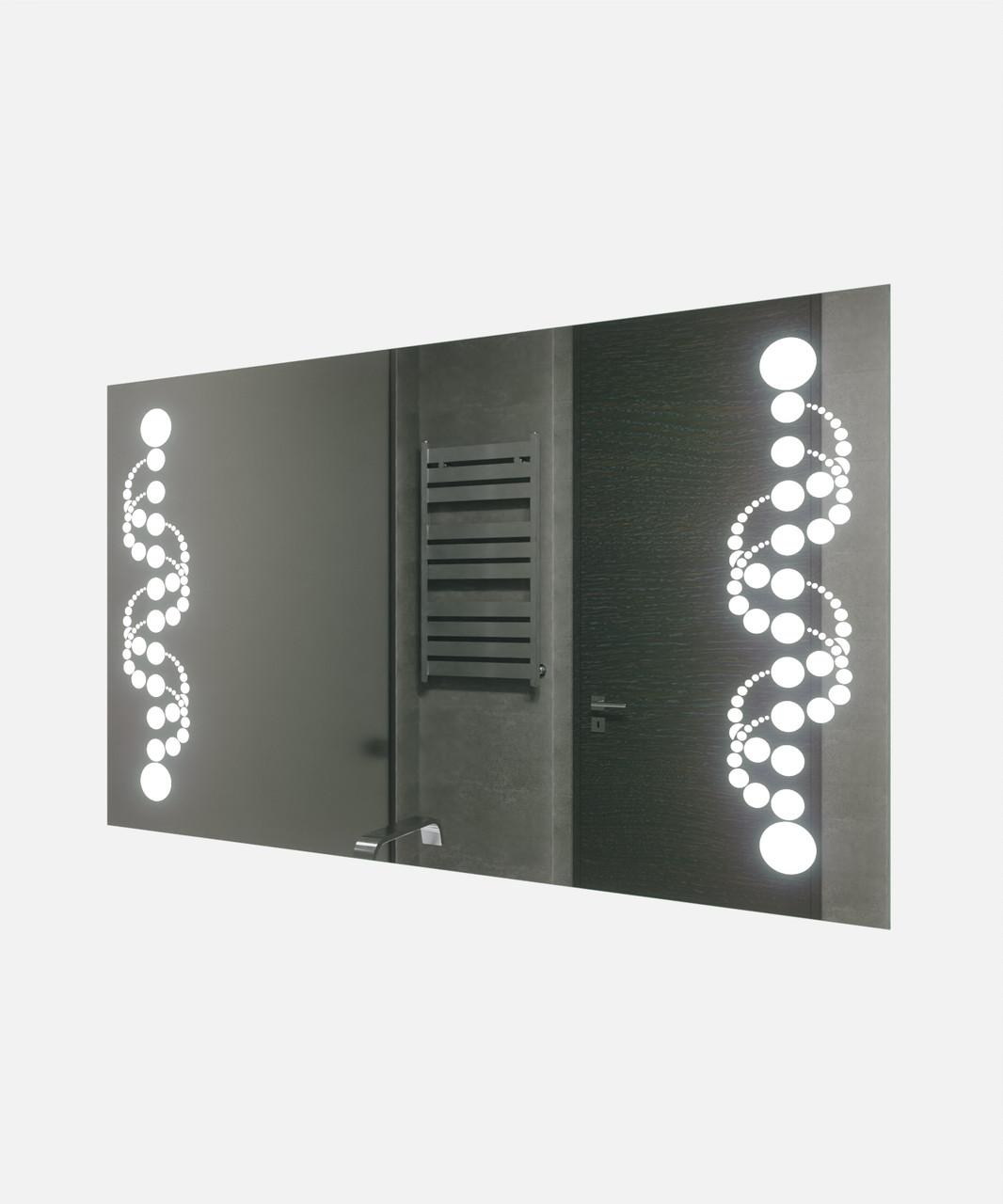 Зеркало LED (100*60*3см) VZ-D83