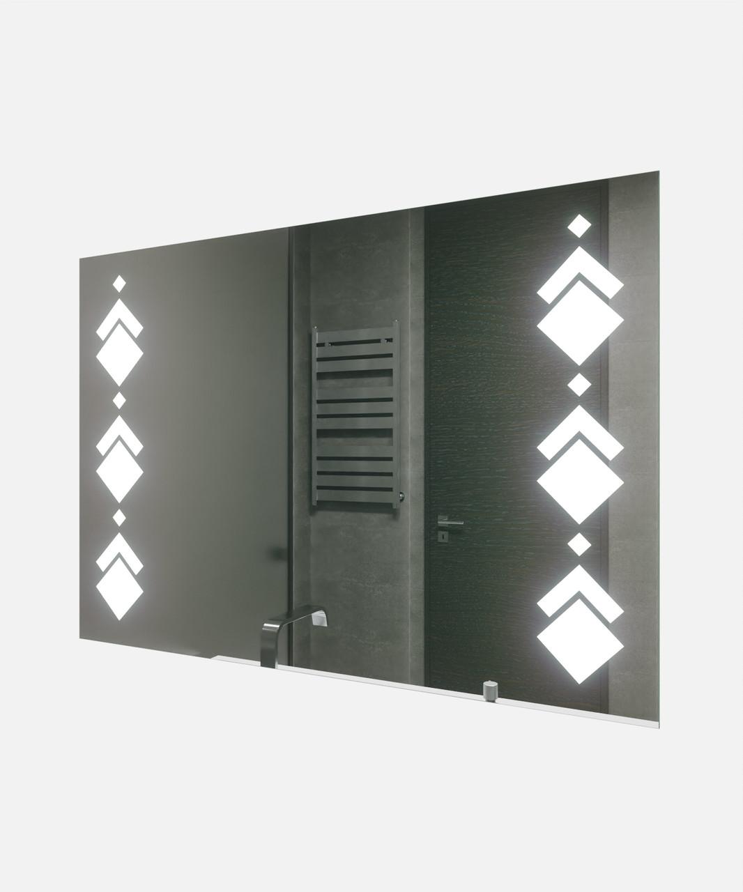 Зеркало LED (100*70*3см) VZ-D82