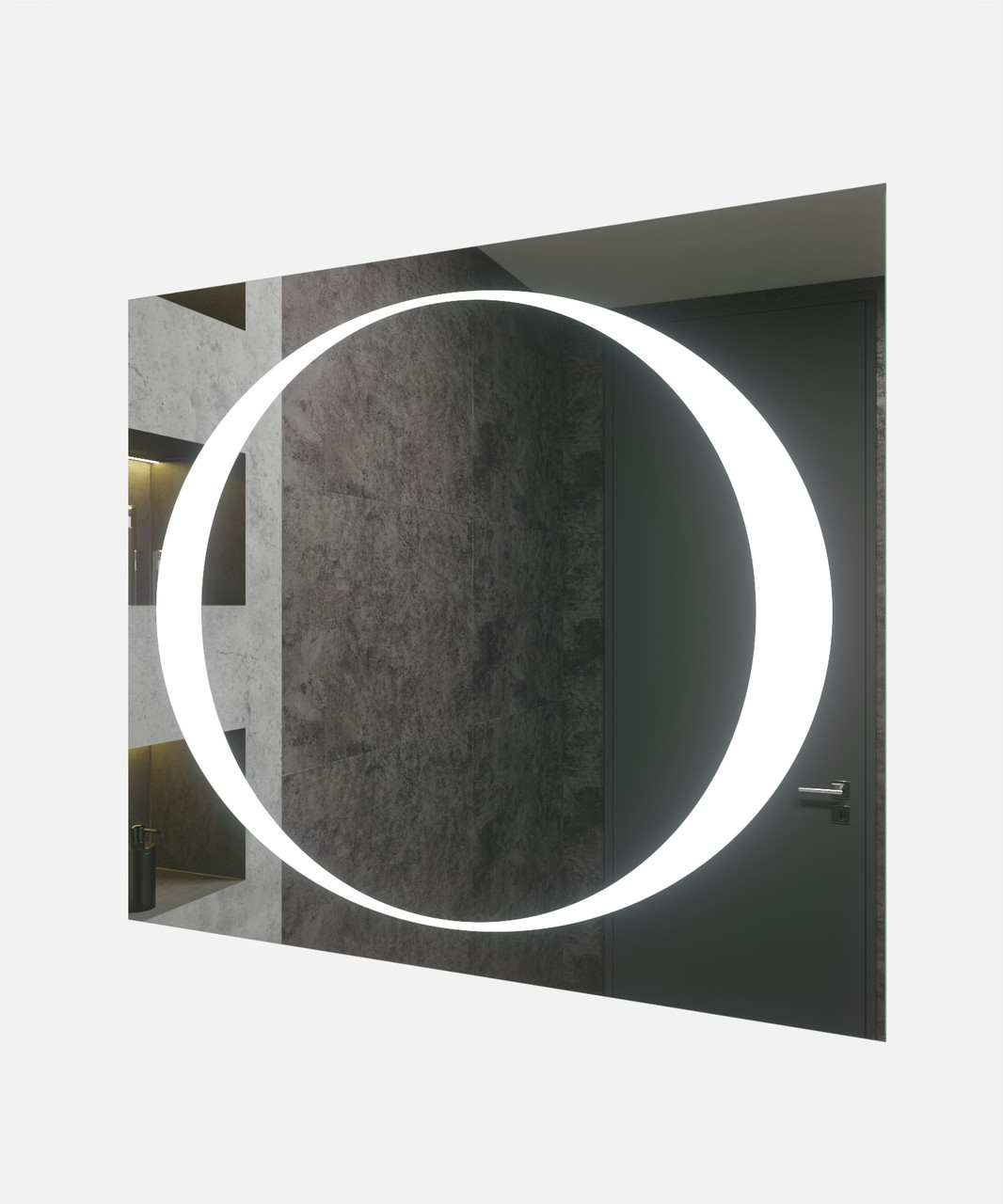Зеркало LED (80*70*3см) VZ-D80