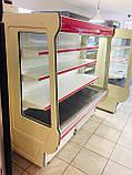 Холодильная пристенная витрина (горка, регал) Cold R20, фото 4