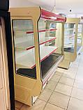Холодильная пристенная витрина (горка, регал) Cold R20, фото 10