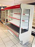 Холодильная пристенная витрина (горка, регал) Cold R20, фото 9