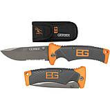 Охотничий складной нож реплика Gerber 113 для охоты, рыбалки, туризма, фото 5