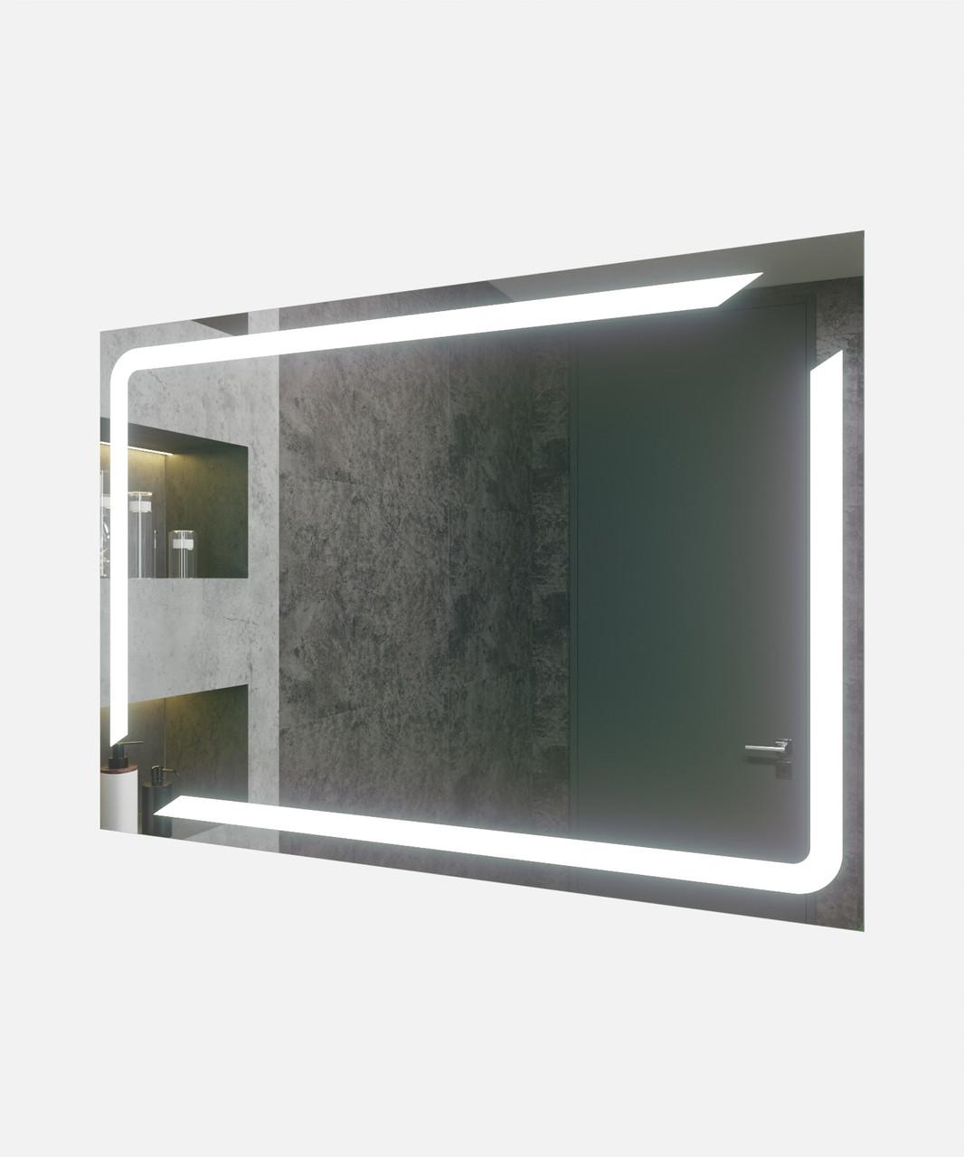 Зеркало LED (100*70*3см) VZ-D73