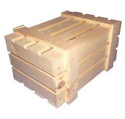 Деревянная тара для подоконников