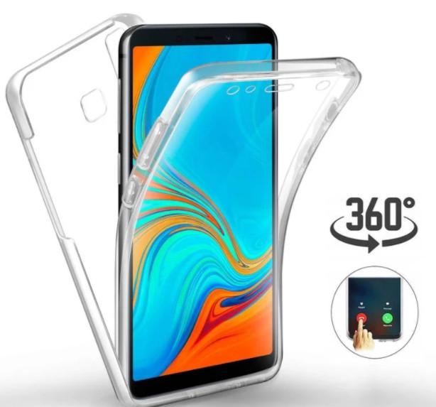Двухсторонний защитный чехол Samsung Galaxy A5/A520 (2017)