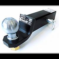 Крюк фаркопа с квадратной вставкой 50x50, шар и палец в комплекте AUTO-HAK 3500 кг