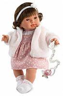Кукла пупс Llorens Pippa 42см Испания (42144)
