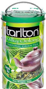 """Чай зеленый Тарлтон """"Молочный оолонг"""" 250 гр."""