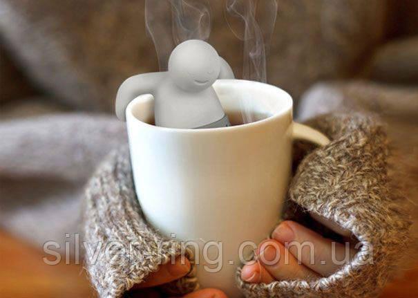 """Заварник - ситечко для чая """"Чайный господин"""""""