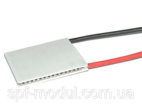 MT1-1,2-127GeS (30х30) Термоэлектрический охлаждающий модуль Пельтье, фото 2