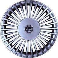 Колпаки колеса декоративные  R 14 ADMIRAL