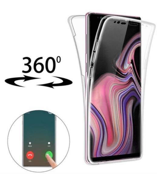 Двухсторонний защитный чехол Samsung Galaxy A7/A720 (2017)