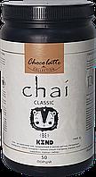 Гарячий напій чай масала Chai Latte Classik (чорний чай) 1кг./50 порцій.