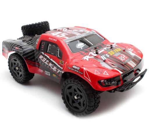 "Радиоуправляемый Шорт-Корс Short Cource 1/16 ""ROCKET"" Remo Hobby RH1621 4WD RTR"