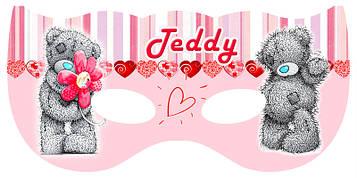 """""""Тедді рожевий"""" - Маски"""