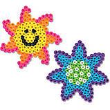 Perler Термомозаіка Перлер 4 000 намистинок яскравих кольорів в кейсі Beads And Stripes Pearls Assorted, фото 4