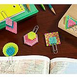 Perler Термомозаіка Перлер 4 000 намистинок яскравих кольорів в кейсі Beads And Stripes Pearls Assorted, фото 7