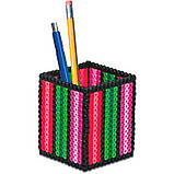 Perler Термомозаіка Перлер 4 000 намистинок яскравих кольорів в кейсі Beads And Stripes Pearls Assorted, фото 8