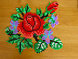 Perler Термомозаіка Перлер 4 000 намистинок яскравих кольорів в кейсі Beads And Stripes Pearls Assorted, фото 2