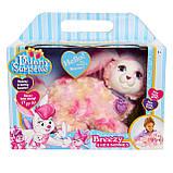 Just Play Bunny Surprise Беременная зайка с сюрпризом Бризи Breezy Plush, фото 2