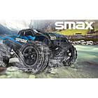 """Полноприводной Монстр """"S Max"""" на бесколлекторной системе Remo Hobby RH1635 4WD RTR (синий) 60 км/час, фото 5"""