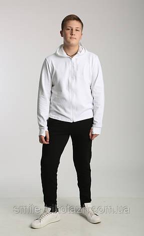Спортивные брюки мужские из двухнитки оптом и в розницу, фото 2