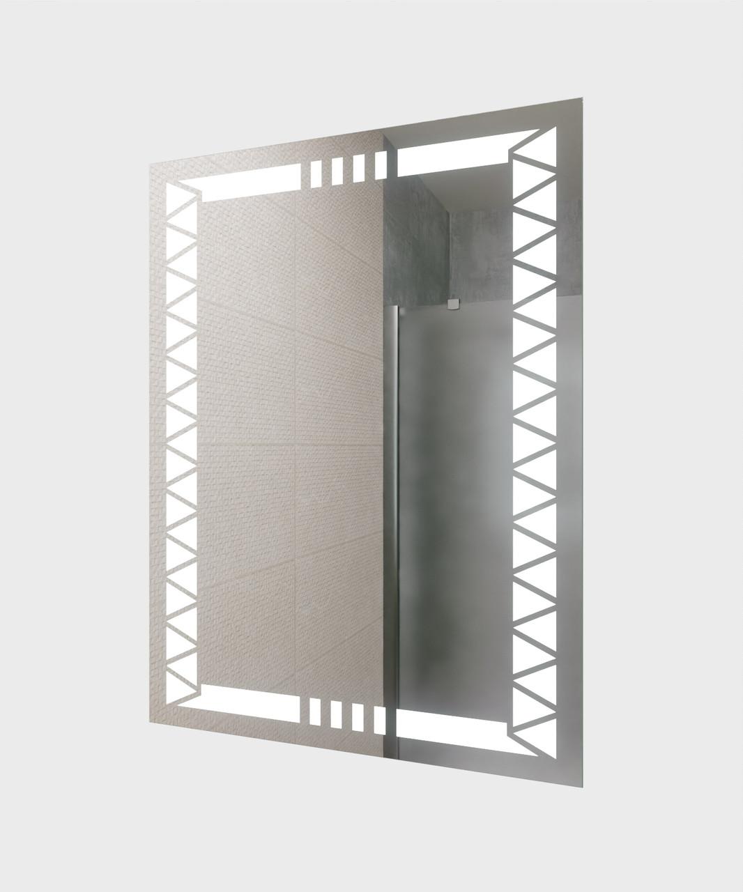 Зеркало LED (60*80*3см) PR-D86
