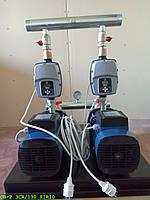 CB2 - 5CR 100 / SIRIO станція підвищення тиску