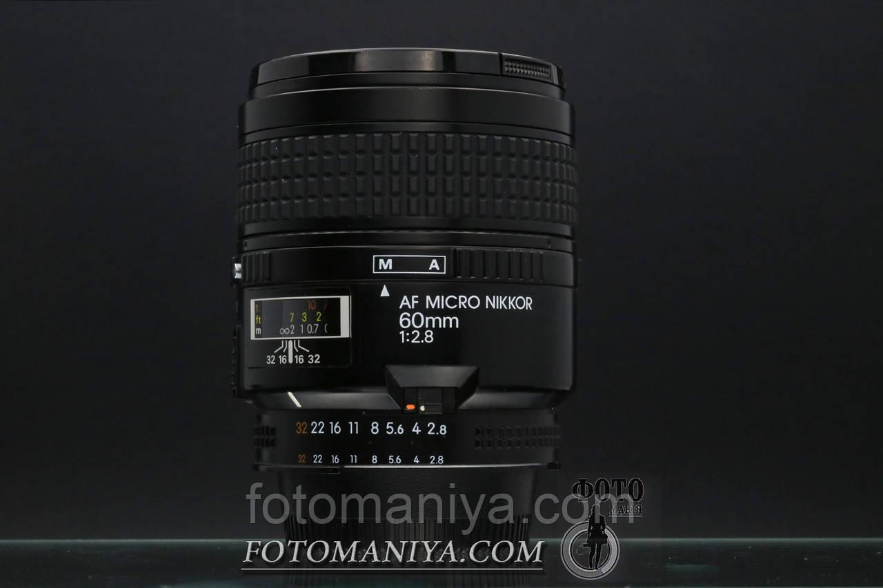 Nikon AF Micro-Nikkor 60mm F2.8