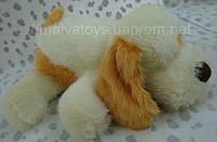 Мягкая плюшевая игрушка  Собака с пятном, 70 см
