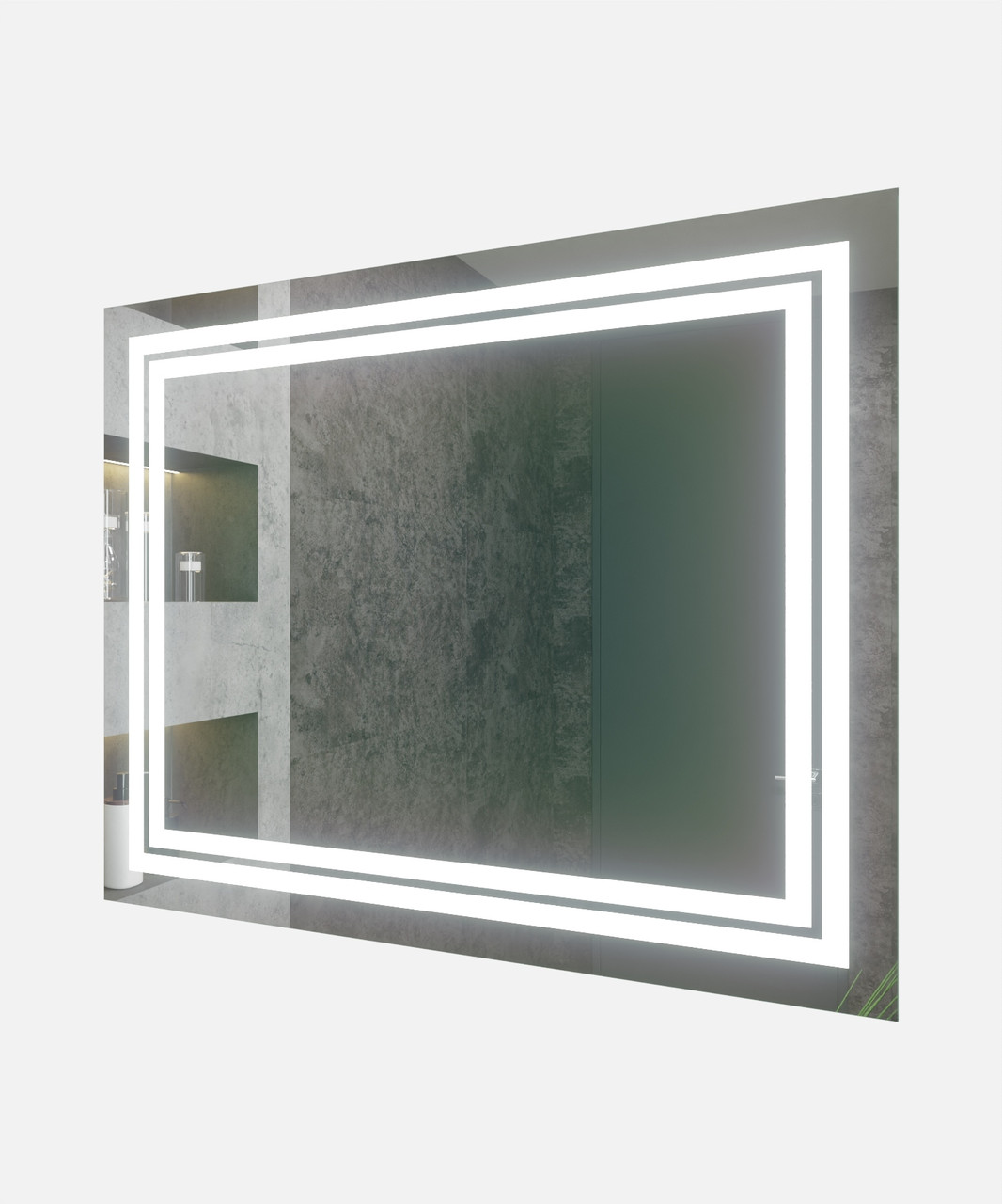 Зеркало LED (100*80*3см) PR-D81