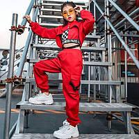 Стильный костюм тройка, для танцев Хип-хоп, джаз-фанк, коллективная одежда, одежда для танцев