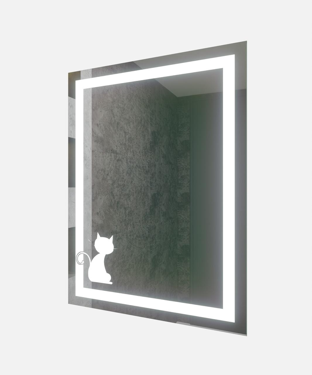 Зеркало LED (60*80*3см) PR-D76