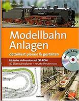 Детальное планирование и проектирование модельных железнодорожных систем (нем. язык)
