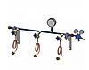 Газовая рампа (кислород и пр.) для любого количества баллонов