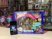 Игровой набор Кукла Enchantimals Детский сад для зверят