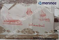 """Теплый плед """"Merinos"""" в подарочной упаковке (Турция)"""