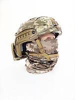 Кавер Fast Helmt w pocket Coyote