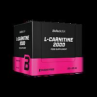 Л-карнитин BioTech L-Carnitine 2000 (20*25 мл) биотеч ананас-манго