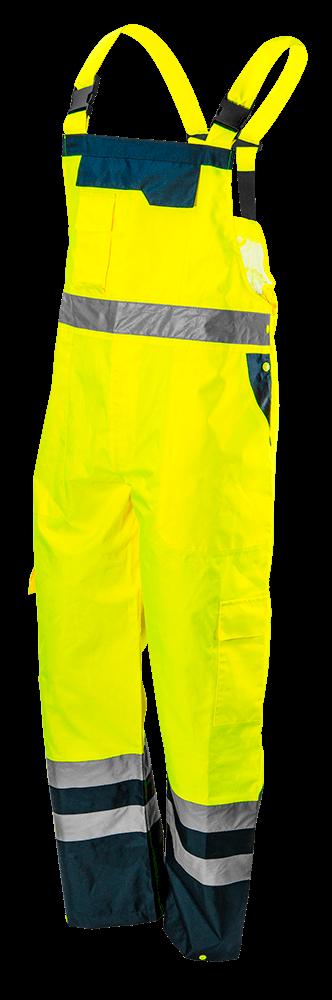 Сигнальный полукомбинезон NEO 81-775 желтый