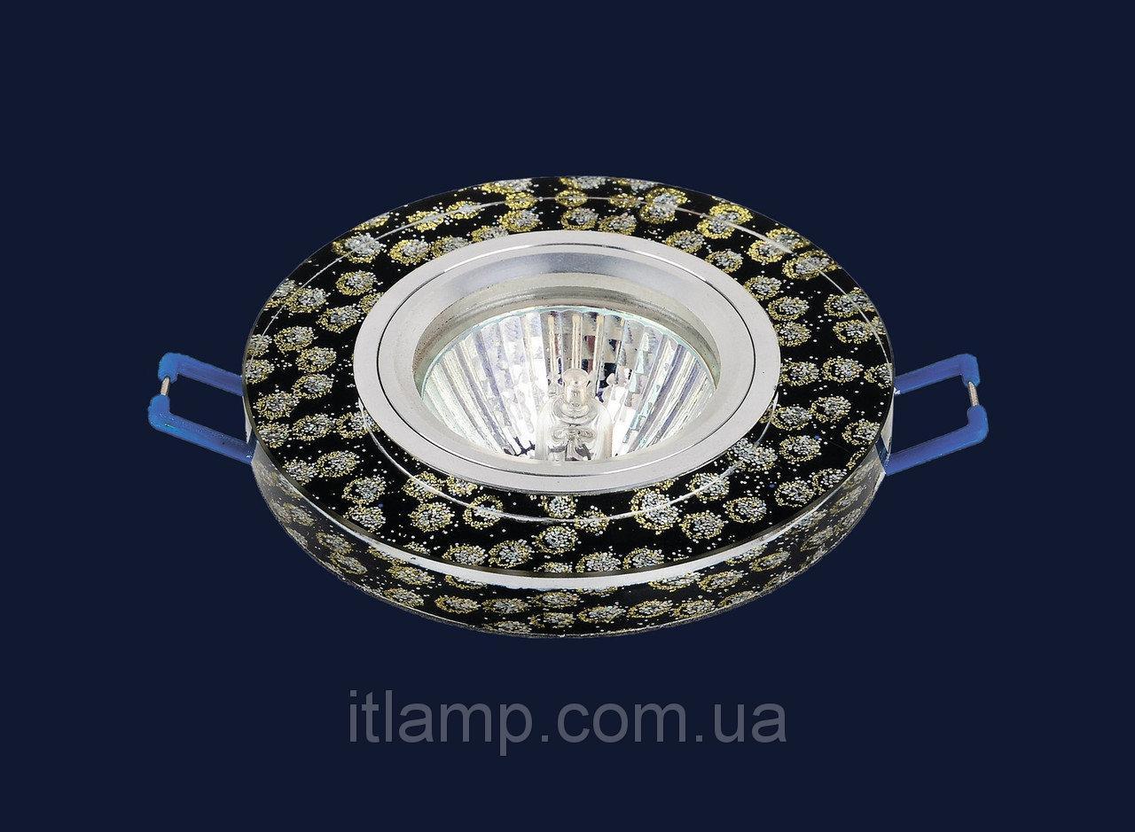Точечные светильники врезные со стеклом Levistella 705758